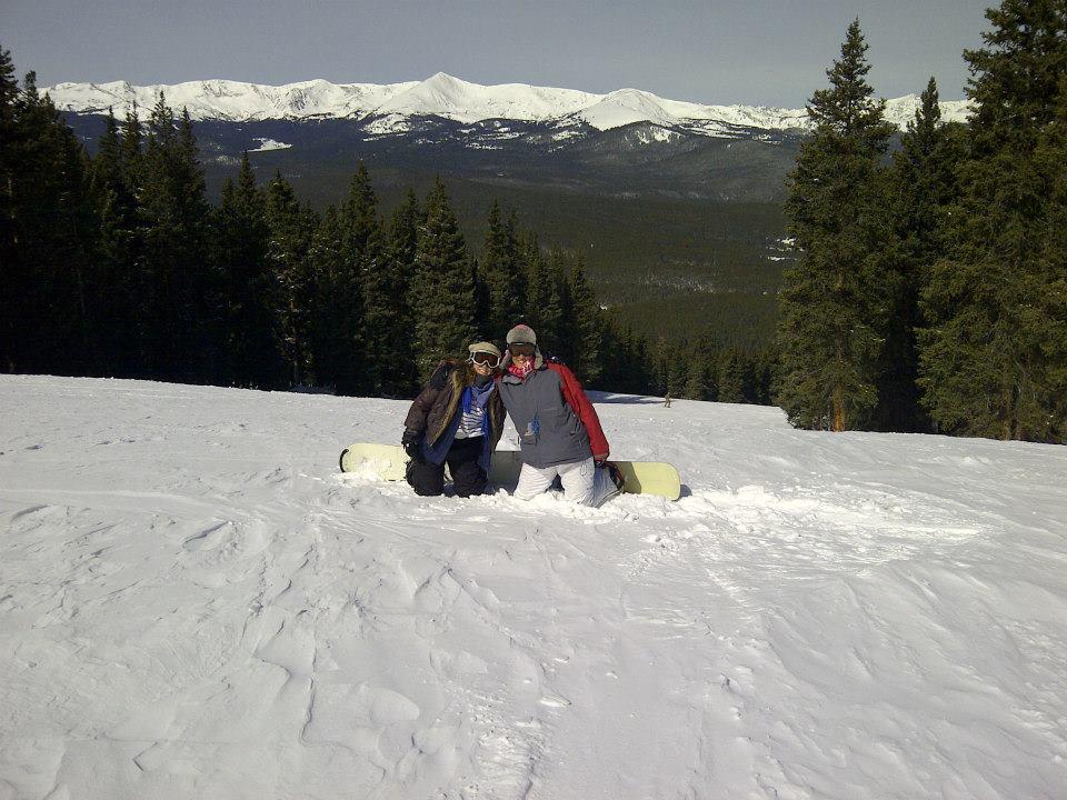 me snowboard